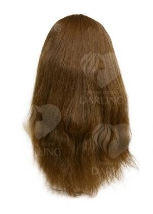 Шиньон Каскад из натуральных волос (35 см)