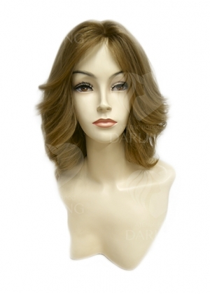 Натуральный парик Глория (45 см)