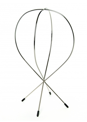 Металлическая подставка для парика Ellen Wille