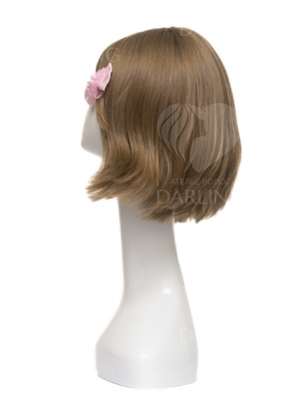 Детский парик из натуральных волос Джуди