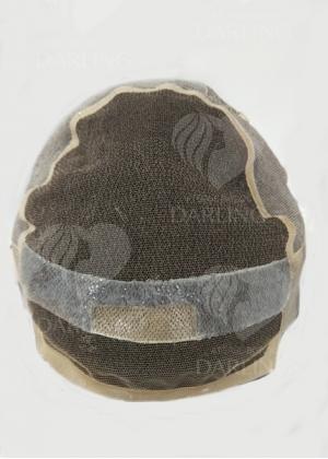 Система волос на сетке из натуральных волос арт. 14 (50 см)