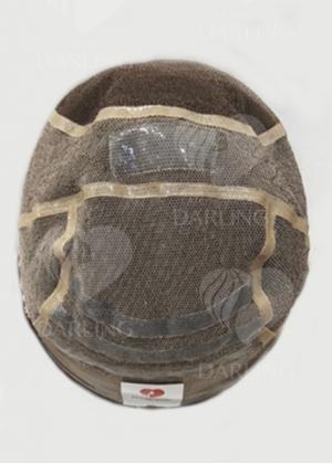 Система волос на сетке из натуральных волос арт. 06-1 (30 см)