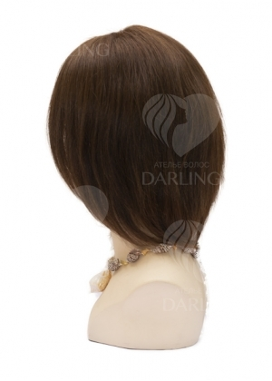 Натуральный парик Нелли (35 см)