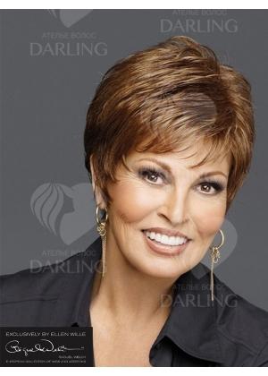 Искусственный парик Lima Hi Mono Ellen Wille