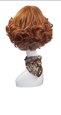 Натуральный парик Миранда (30 см)