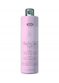 Очищающий шампунь для тонких волос Lisap Fashion Light 250 мл.