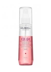Спрей-сыворотка для блеска окрашенных волос Goldwell  150 мл.