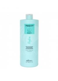 Увлажняющий шампунь для сухих волос Kaaral 1000 мл.