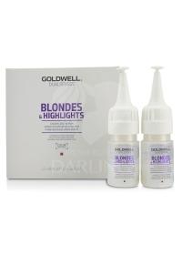 Сыворотка для сохранения блонд-оттенка Goldwell 12*18 мл.