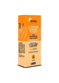 Солнцезащитный крем SPF 30 GUAM 150 мл.