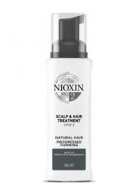 Питательная маска для тонких волос Nioxin (System 2) 100 мл.