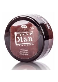 Мужской матирующий воск для укладки волос Lisap 100 мл.