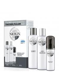 Набор средств для тонких волос Nioxin (System 2) 150+150+50 мл.