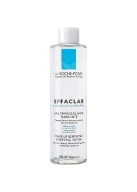 Жидкость очищающая для снятия макияжа La Roche Posay Effaclar 200 мл.