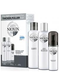 Набор средств для тонких волос Nioxin (System 2) 300+300+100 мл.