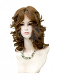 Натуральный парик Cимона (42,5 см)
