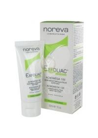 Крем для жирной, комбинированной кожи 100 Noreva Exfoliac 30 мл.