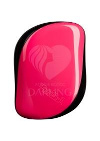 Расческа для волос Tangle Teezer Compact Styler Pink Sizzle