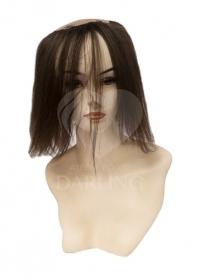 Накладка на моносетке и шелке (37,5 см)