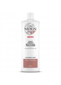 Кондиционер для тонких окрашенных волос Nioxin (System 3) 1000 мл.