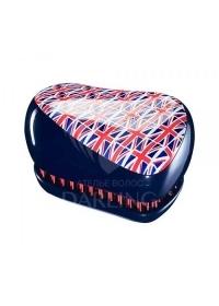Расческа  для волос Tangle Teezer Compact Styler Britannia