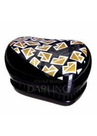 Расческа для волос Tangle Teezer Compact Styler Markus Lupfer (черный)