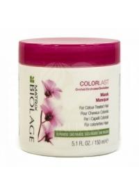 Маска для окрашенных волос Matrix Biolage Colorlast 150 мл.