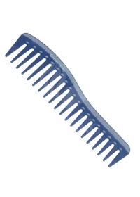 Гребень с редкими зубьями Dewal Beauty для париков