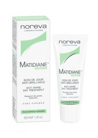 Матирующий дневной уход для жирной кожи Noreva Matidiane 40 мл.