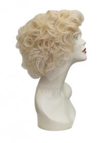 Натуральный парик Каролина (30 см)