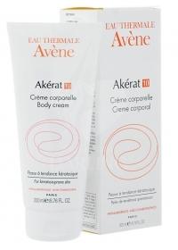 Увлажняющий крем для тела для сухой кожи Avene 200 мл.