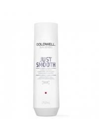 Усмиряющий шампунь для непослушных волос Goldwell 250 мл.