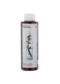 Шампунь для сухих волос с миндалем и семенами льна Korres 250 мл.