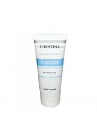 Азуленовая маска для чувствительной кожи Christina 60 мл.