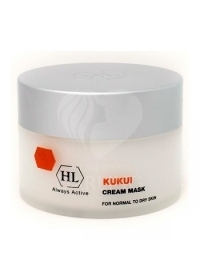 Питательная маска для сухой и нормальной кожи Holy Land Kukui 250 мл.