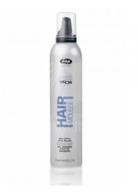 Мусс-гель для создания эффекта мокрых волос Lisap High Tech 300 мл.