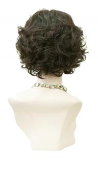 Натуральный парик Лили (30 см)