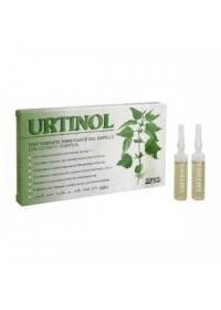 Тонизирующее средство от выпадения волос Dikson Urtinol 10x10 мл.