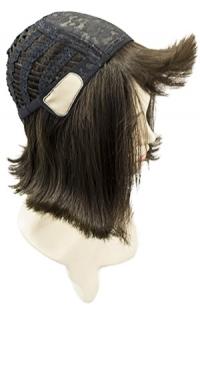 Натуральный парик Кэти (30 см)
