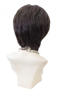 Натуральный парик Кэри (15 см)