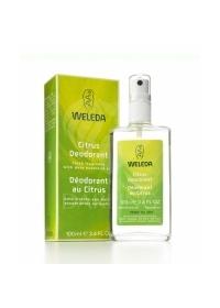 Цитрусовый дезодорант Weleda 100 мл.