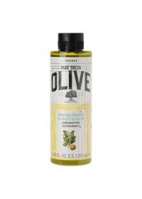 Кремовый гель для душа бергамот Korres Pure Greek Olive 250 мл.
