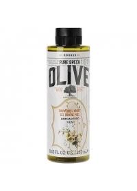Гель для душа с медом Korres Korres Pure Greek Olive 250 мл.