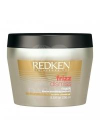 Питательная маска для гладкости волос Redken Frizz 250 мл.