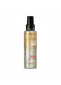 Несмываемая сыворотка для разглаживания волос Redken Frizz 125 мл.