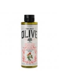 Гель для душа с ароматом вербены Korres Pure Greek Olive 250 мл.