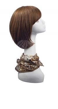 Натуральный парик Агата (30 см)