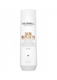 Шампунь для волос после пребывания на солнце Goldwell 250 мл.