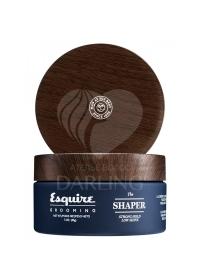 Крем-воск для волос сильной фиксации Esquire The Shaper 3oz 85г.