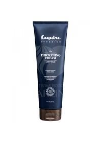 Уплотняющий крем легкой фиксации Esquire The Thickening 237мл.